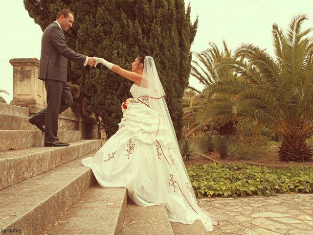 Le mariage de Florent  et Christelle  à Castelnau-le-Lez, Hérault 8
