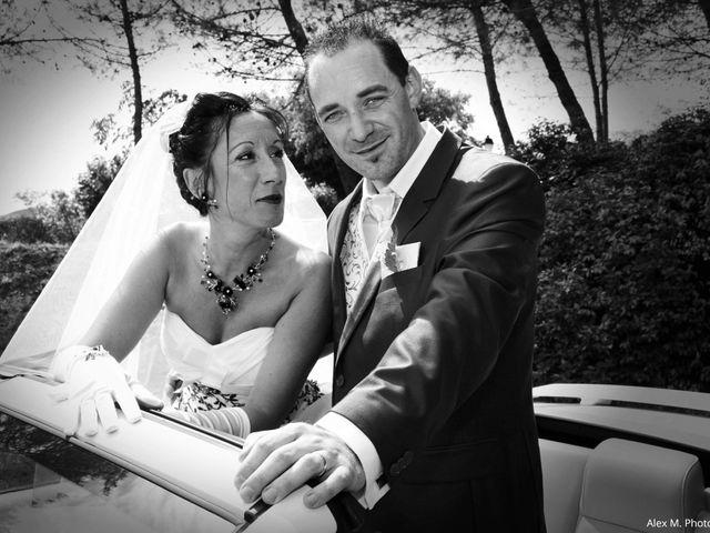 Le mariage de Florent  et Christelle  à Castelnau-le-Lez, Hérault 9