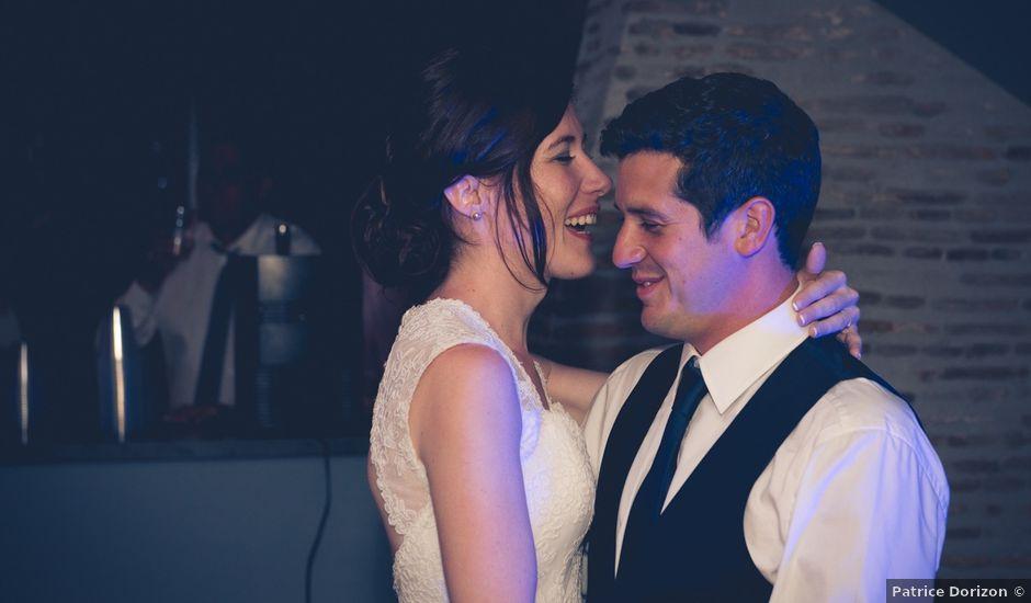 Le mariage de Henri et Lucie à Laval, Mayenne