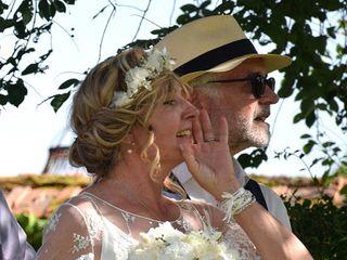 Le mariage de Isabelle et Dominique