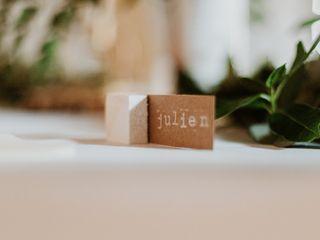 Le mariage de Laure Aude et Julien 2