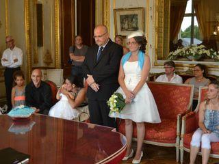 Le mariage de Jean-Christophe et Virginie 1