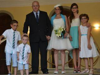 Le mariage de Jean-Christophe et Virginie