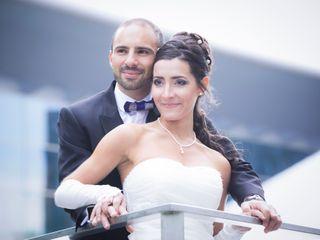 Le mariage de Sandy et Joseph