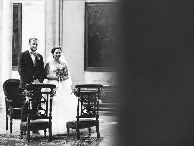 Le mariage de Corentin et Charlotte à Bazas, Gironde 1