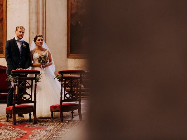 Le mariage de Corentin et Charlotte à Bazas, Gironde 2