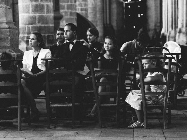 Le mariage de Corentin et Charlotte à Bazas, Gironde 3