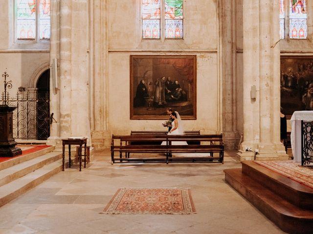 Le mariage de Corentin et Charlotte à Bazas, Gironde 6