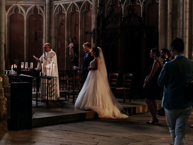 Le mariage de Corentin et Charlotte à Bazas, Gironde 7