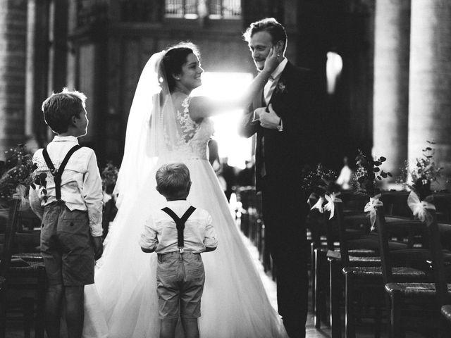 Le mariage de Corentin et Charlotte à Bazas, Gironde 8