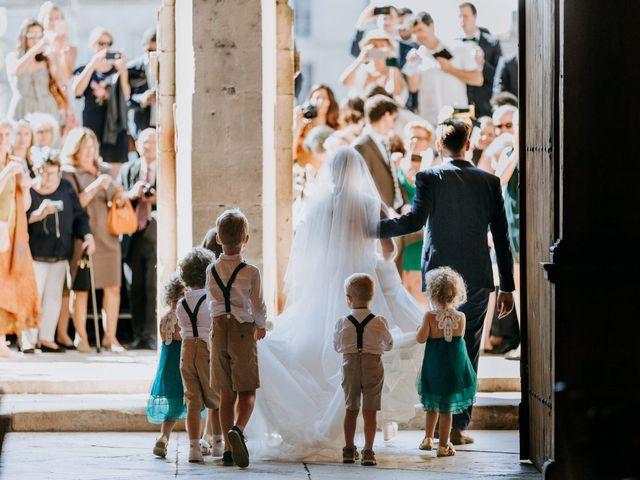 Le mariage de Corentin et Charlotte à Bazas, Gironde 9