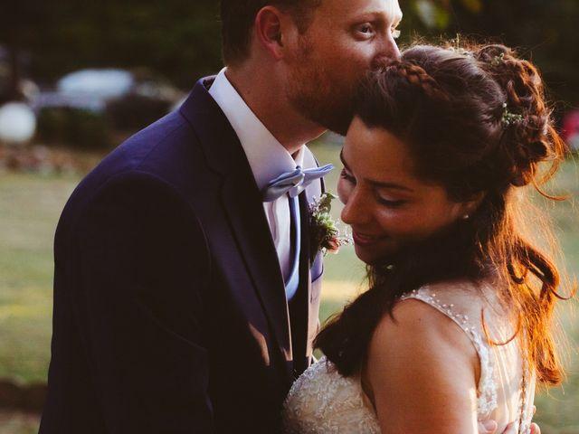 Le mariage de Charlotte et Corentin