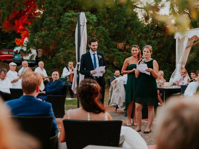 Le mariage de Corentin et Charlotte à Bazas, Gironde 25