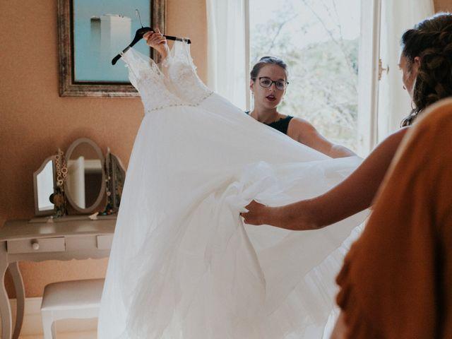 Le mariage de Corentin et Charlotte à Bazas, Gironde 45