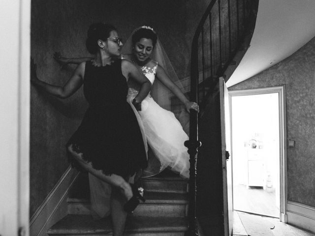 Le mariage de Corentin et Charlotte à Bazas, Gironde 54