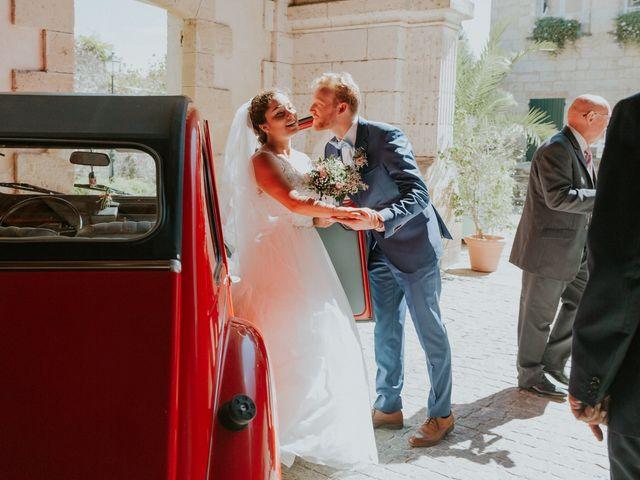 Le mariage de Corentin et Charlotte à Bazas, Gironde 66