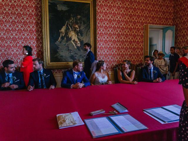 Le mariage de Corentin et Charlotte à Bazas, Gironde 69