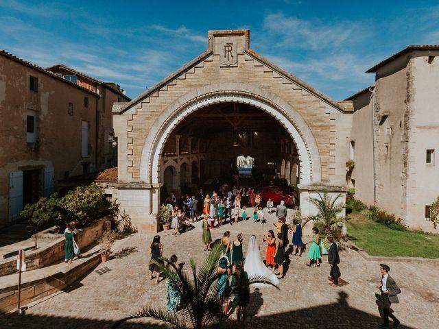 Le mariage de Corentin et Charlotte à Bazas, Gironde 73