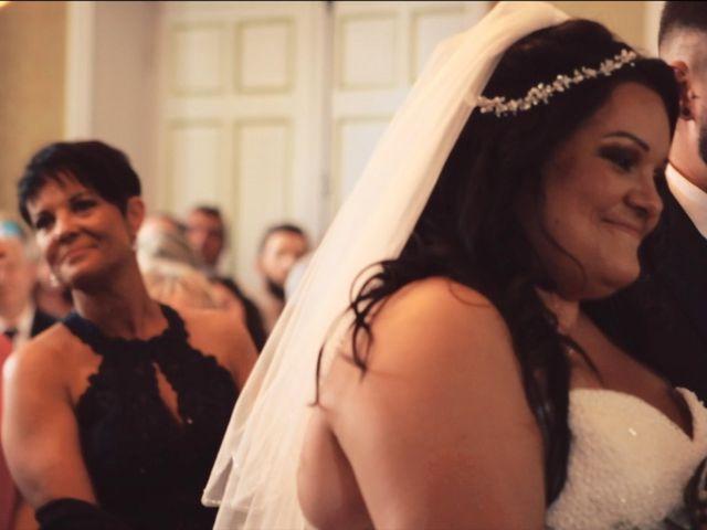 Le mariage de Romain et Amélie à Issoire, Puy-de-Dôme 2