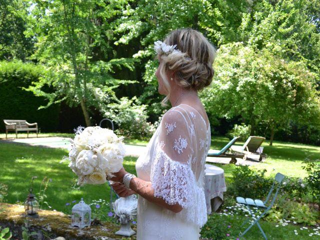 Le mariage de Dominique et Isabelle à Grosrouvre, Yvelines 3