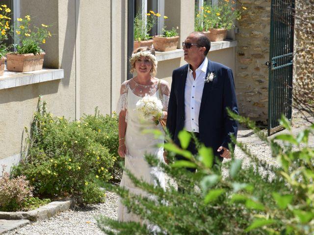 Le mariage de Dominique et Isabelle à Grosrouvre, Yvelines 2
