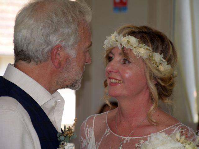 Le mariage de Dominique et Isabelle à Grosrouvre, Yvelines 6