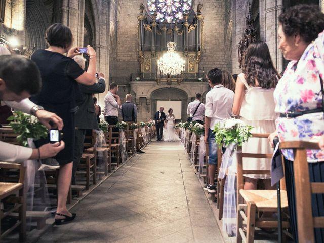 Le mariage de Frédéric et Anaïs à Lodève, Hérault 1