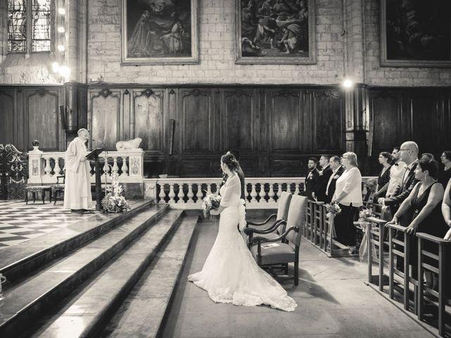 Le mariage de Frédéric et Anaïs à Lodève, Hérault 15