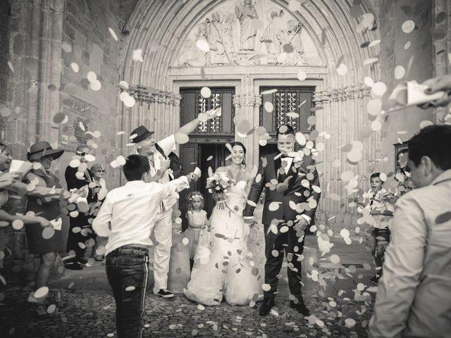 Le mariage de Frédéric et Anaïs à Lodève, Hérault 16
