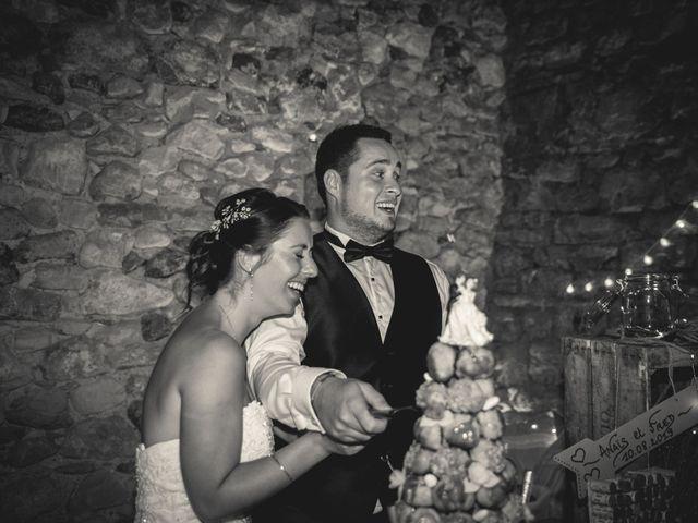 Le mariage de Frédéric et Anaïs à Lodève, Hérault 47