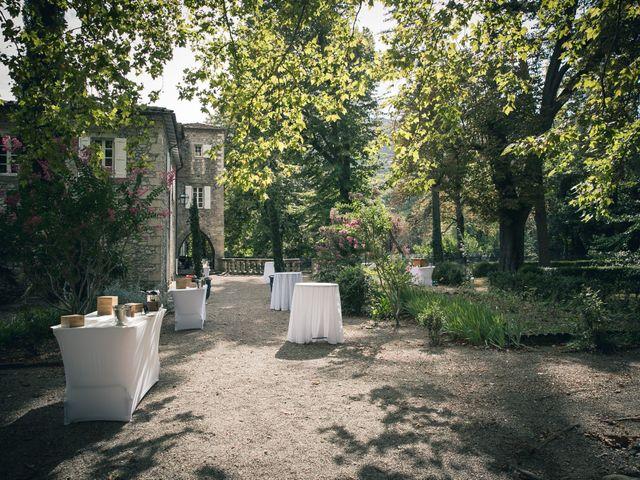 Le mariage de Frédéric et Anaïs à Lodève, Hérault 19