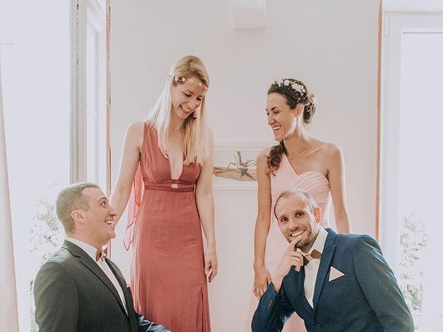 Le mariage de Romain et Anaïs à Romegoux, Charente Maritime 15