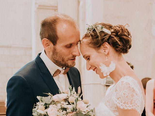 Le mariage de Romain et Anaïs à Romegoux, Charente Maritime 21