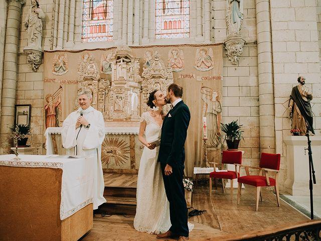 Le mariage de Romain et Anaïs à Romegoux, Charente Maritime 22
