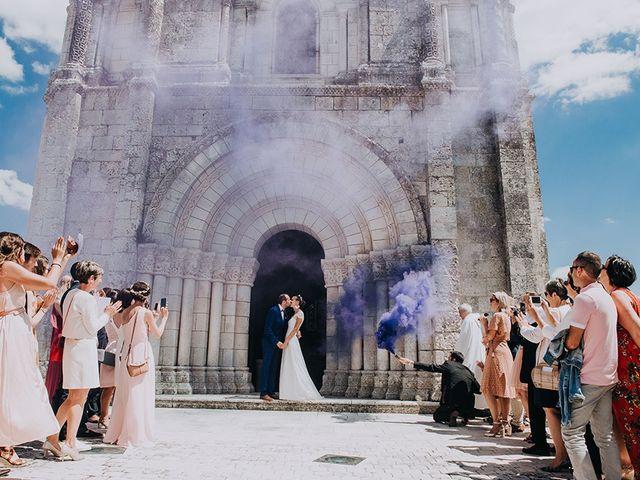 Le mariage de Romain et Anaïs à Romegoux, Charente Maritime 23