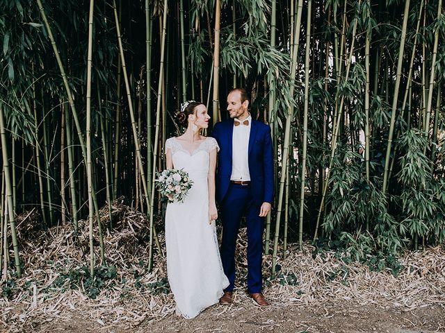 Le mariage de Romain et Anaïs à Romegoux, Charente Maritime 37