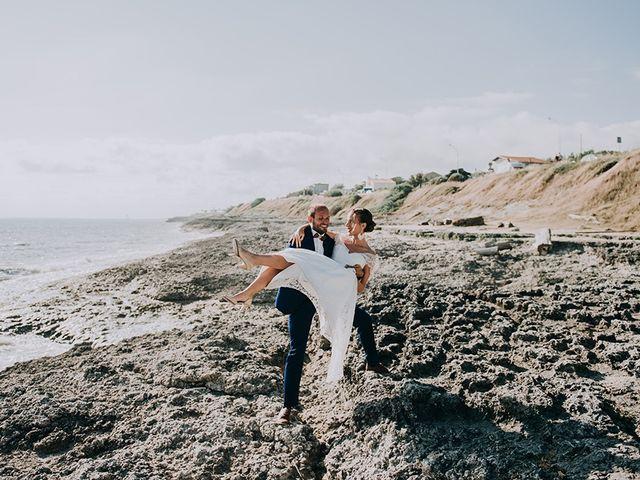 Le mariage de Romain et Anaïs à Romegoux, Charente Maritime 49