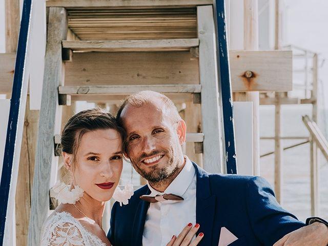 Le mariage de Romain et Anaïs à Romegoux, Charente Maritime 50