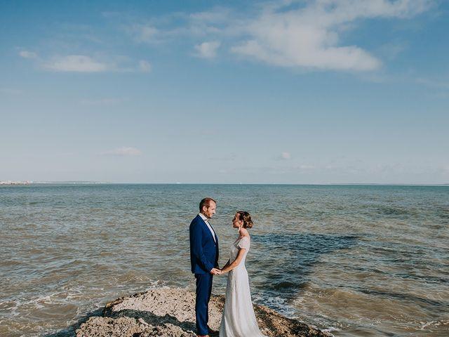 Le mariage de Romain et Anaïs à Romegoux, Charente Maritime 51