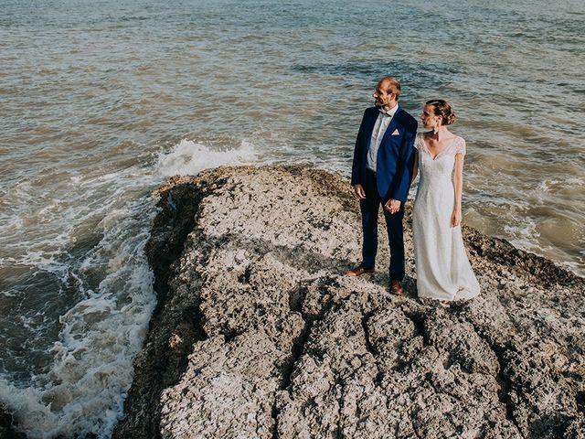 Le mariage de Romain et Anaïs à Romegoux, Charente Maritime 52