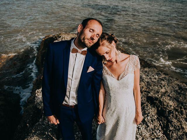 Le mariage de Romain et Anaïs à Romegoux, Charente Maritime 54