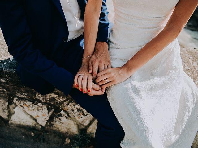 Le mariage de Romain et Anaïs à Romegoux, Charente Maritime 55