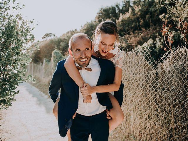 Le mariage de Anaïs et Romain