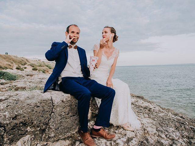 Le mariage de Romain et Anaïs à Romegoux, Charente Maritime 60