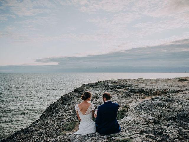 Le mariage de Romain et Anaïs à Romegoux, Charente Maritime 2