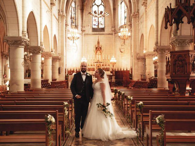 Le mariage de Alexandre et Delphine à Rosny-sur-Seine, Yvelines 28