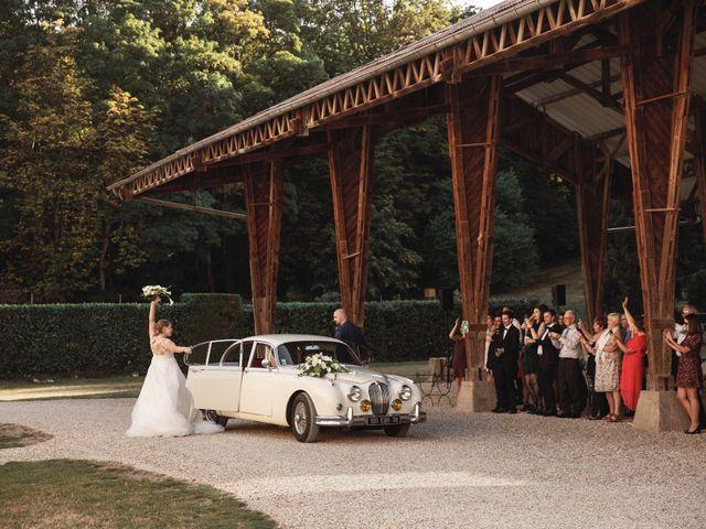 Le mariage de Alexandre et Delphine à Rosny-sur-Seine, Yvelines 33
