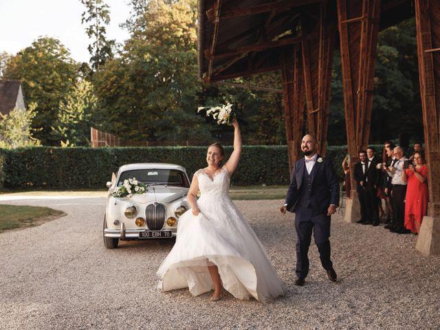 Le mariage de Alexandre et Delphine à Rosny-sur-Seine, Yvelines 34