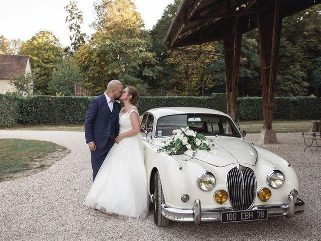 Le mariage de Alexandre et Delphine à Rosny-sur-Seine, Yvelines 35