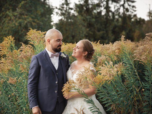 Le mariage de Delphine et Alexandre